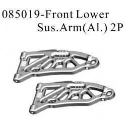 RK Front lower susp. arms aluminium (2 pc) - RKO085019