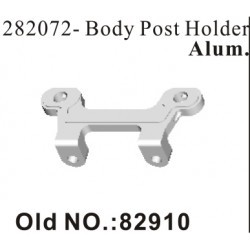 RK Aluminium body post. holder - RKO82910