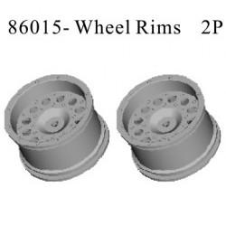 RK Chrome Plated Wheel Rims (2 pc) - RKO86015T