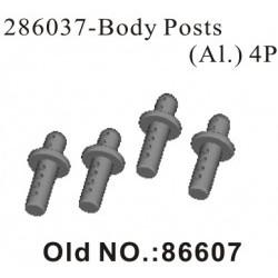 RK Supporti carrozzeria in alluminio x 1/16 - RKO86607