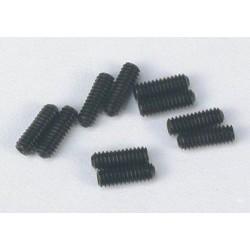 Steel allen screw M2x6mm. For hubs and gears - SCASC-5111