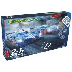 ARC PRO 24H Le Mans Set (2 x Ginetta's) - NEW TOOLING 2019 - SCTC1404P