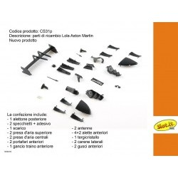 Lola Aston Martin DBR1-2 tearproof parts (parti in plastica) - SITCS31P