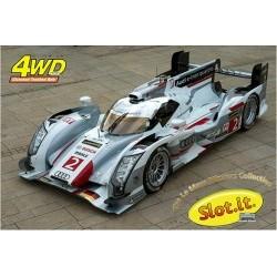 Audi R18 e-tron quattro - n.2 24h Le Mans Winner 2013 - SITCW17