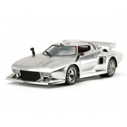 1/24 Lancia Stratos Turbo Plated Silver [Limited Edition] - TAM25418