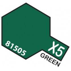 MINI 10ml X-5 Green  - TAM81505
