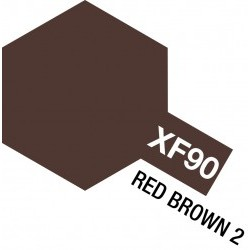 MINI XF-90 Red Brown 2 - TAM81790