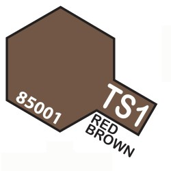 SPRAY Red Brown - TAMTS01