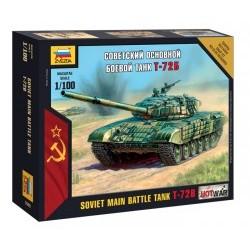 1/100 T-72 - ZVE7400ZS
