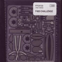 1/24 F430 CHALLENGE Upgrade Parts