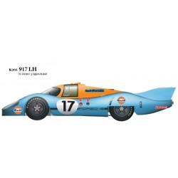 1/24 917LH-71 No.17 Ver.A '71 LM #17 J. Siffert/D. Bell