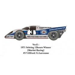1/24 917K ver.E 1971 Sebring 12hours [Martini Racing] #3 V.Elford/G.Larrousse