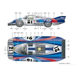 1/12 Porsche 917LH 1971 Ver.A 1971 Sarthe 24hours race #21 V.Elford / G.Larrousse