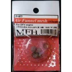 1/12 DFV Funnel mesh