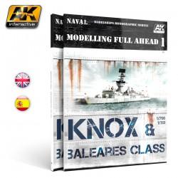 MODELLING FULL AHEAD 1 (Castellano) - AKIAK-0581