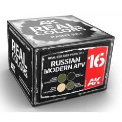 RUSSIAN MODERN AFV SET - AKIRCS016