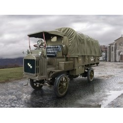 1:35 FWD Type B, WWI US Army Truck (100% new molds) - ICM35655