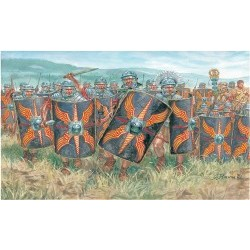 1/72 Roman Infantry - Caesar's Wars - ITA6047S