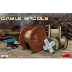 1/35 Cable Spools - MNA35583