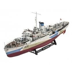 1/144 Flower Class Corvette (early) (MIlitary Ships) - REV05132