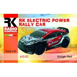 1/10 Auto radiocomandata elettrica Rally Truck 4wd - RKO610-02