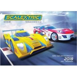 Scalextric Catalogo Luglio - Dicembre 2018 - SCTC8183