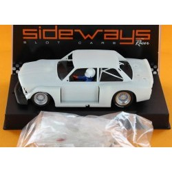 BMW 320 - White Kit SW41A type + front spoiler of SW41B - SIDSWK-320A
