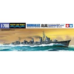 1:700 JP Nave Shimakaze Destroyer  - TAM31460