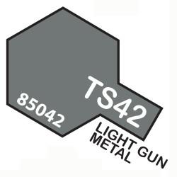 SPRAY Light Gun Metal - TAMTS42