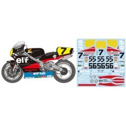 Honda NSR500 nr7/nr55/nr56 WGP 1989